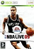 echange, troc NBA LIVE 09 (Xbox 360) [import anglais]