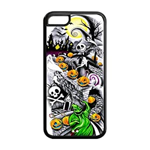 CreateDesigned The Nightmare Before Christmas Jack Skeleton Case Cover ...
