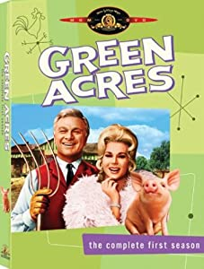 Green Acres: The Complete First Season from MGM/United Artists