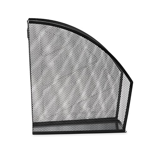 Rolodex Mesh Collection Magazine File, Black (62559)