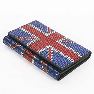 Iron Fist - Womens Union Jacked Medium Wallet In Multi, Size: O/S, Color: Multi