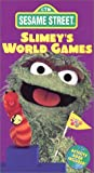 Sesame Street - Slimeys World Games [VHS]