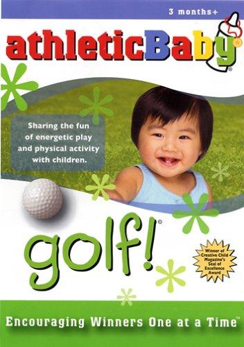 Athletic Baby: Golf! [2005] (REGION 1) (NTSC) [DVD]