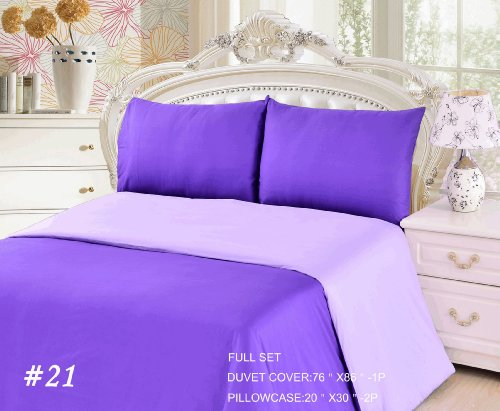 Dark Purple Comforter