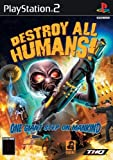 Destroy All Humans (PS2)