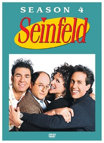 Cover art for  Seinfeld: Season 4
