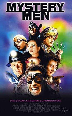 Mystery Men [VHS]