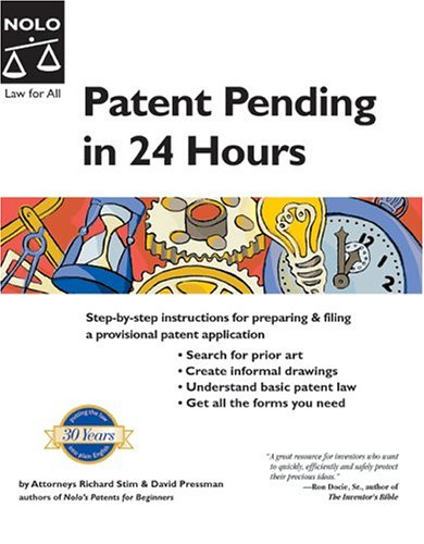 PROVISIONAL PATENT APPLICATION EXAMPLE | PROVISIONAL PATENT ...