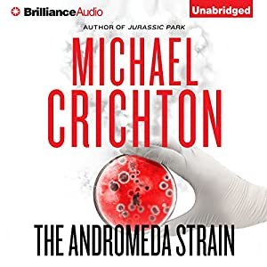 The Andromeda Strain Hörbuch