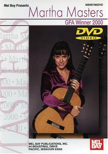 Martha Masters Gfa Winner 2000 Guitar (Classical) Dvd [2006] [NTSC]