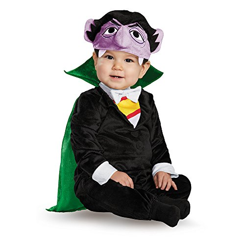 Disguise Baby Boys' Count Deluxe Infant Costume