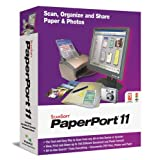 ScanSoft PaperPort 11 [OLD VERSION] ~ Nuance Communications,...