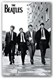 "Beatles - Street 24""x36"" Art Print Poster"