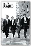 "Beatles - Street 24""x36"" Art Print Poster"