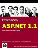 Professional ASP.NET 1.1: Updated and Tested for Final Release of ASP.NET v1.1 (Programmer to Programmer)