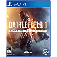 Battlefield 1 Early Enlister Deluxe Edition for PlayStation 4 + $25 Dell eGift Card