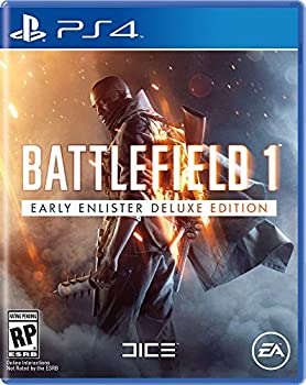 Battlefield 1 Early Enlister Deluxe Edition for PS4