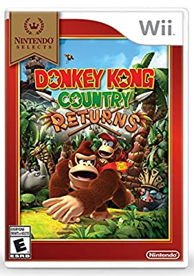 Nintendo Selects: Donkey Kong Country Returns by Nintendo