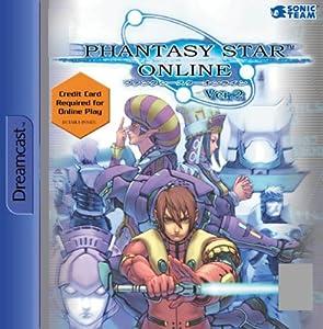 Phantasy Star Online Version 2 (Dreamcast)