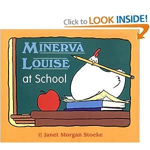 Minerva Louise at School