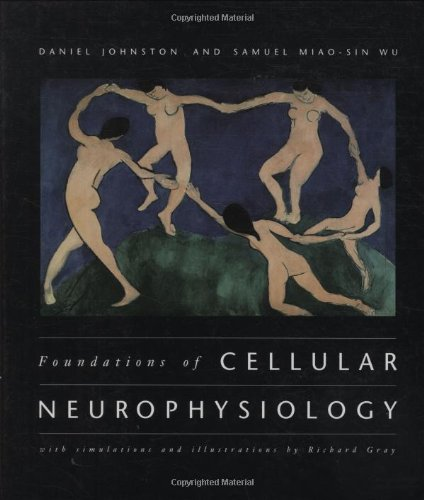 Foundations of Cellular Neurophysiology (Bradford Books)