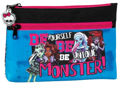 Monster High Federtasche Monster High Schlamperrolle Kosmetiktasche Draculaura