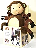 child of mine 2 in 1 Harness Buddy Monkey