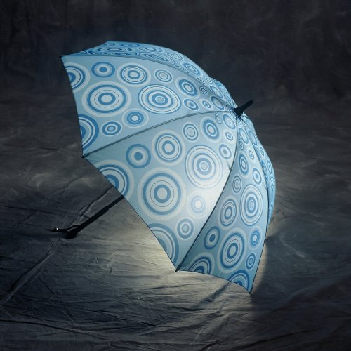 Liquid Series Lighted Umbrella Blue  36