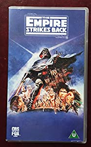 The Empire Strikes Back [VHS]