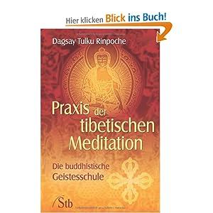 eBook Cover für  Praxis der Tibetischen Meditation Die buddhistische Geistesschule