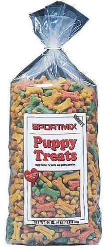 SPORTMiX Variety Puppy Biscuit Treats 2-Pound BagB0006G5NPK