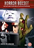 echange, troc Horror Box Set - Ichi The Killer/Embrace Of The Vampire/Night Of The Living Dead [Import anglais]