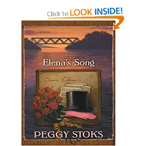 """Elena's Song"" by Peggy Stoks :Book Review"