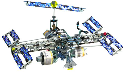 K'Nex International Space Station (International Space Station Model compare prices)