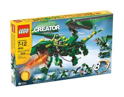 Buy LEGO Creator Mythical Creatures
