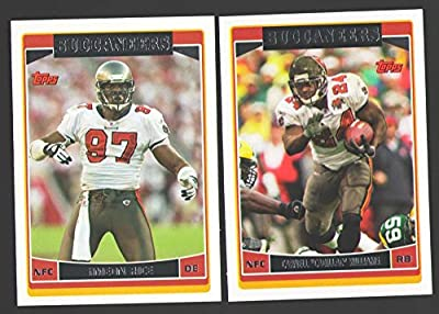 2006 Topps Football Team Set - TAMPA BAY BUCCANEERS