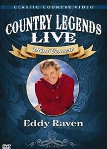 Eddy Raven - Country Legends Live Mini Concert