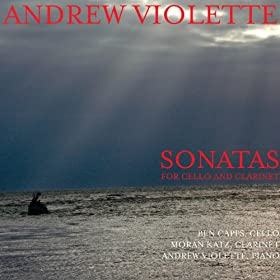 Violette: Sonatas for Cello and Clarinet