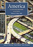 America, Vol. 2: A Concise History, Second Edition (0312256140) by Henretta, James A.