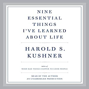 Nine Essential Things I've Learned About Life Audiobook