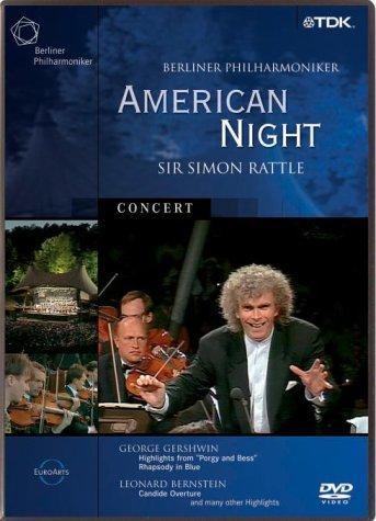 Waldbuhne in Berlin 1995: American Night [DVD] [2000]