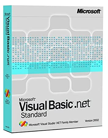 Microsoft Visual Basic .NET Standard [Old Version]