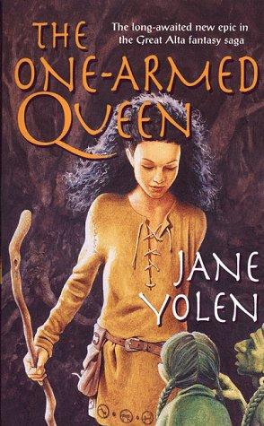 One-Armed Queen, JANE YOLEN