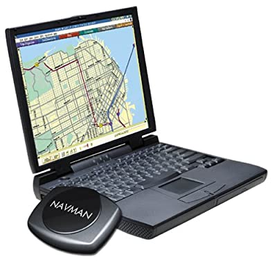 Navman GPS e Series for Notebook Computers with USB connectors