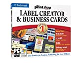 Print Shop Business Card & Label Creator (DVD)