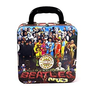 The Beatles Sgt Peppers Lonely Hearts Club Band Tin Tote