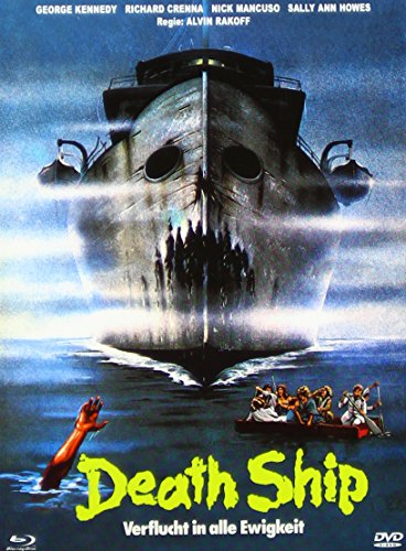 Death Ship [Blu-ray] [Limited Edition]