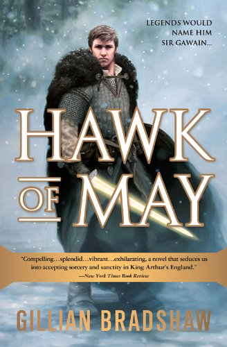 Hawk of May (Down the Long Way 1)