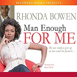 Man Enough for Me Audiobook
