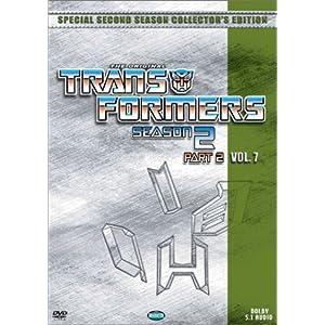 Transformers Season 2 - Vol 7 movie